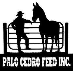 Palo Cedro Feed