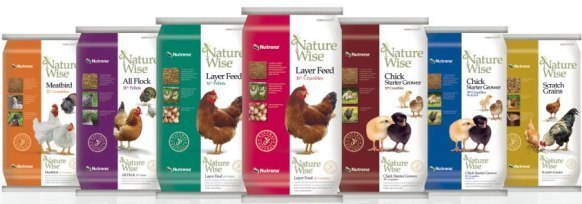 NatureWise Poultry Feed | Palo Cedro Feed