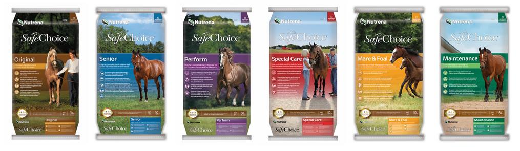SafeChoice Horse Feed | Palo Cedro Feed
