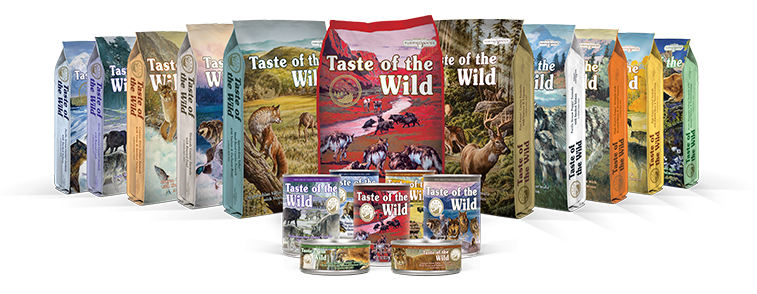 Taste of The Wild | Palo Cedro Feed