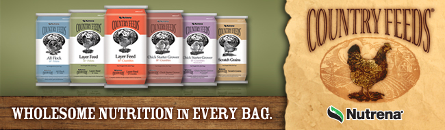 Country Feeds® Poultry Feed by Nutrena
