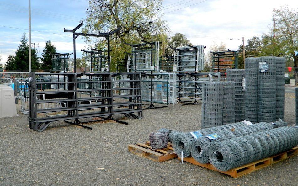 Fencing, Gates & Water Tanks